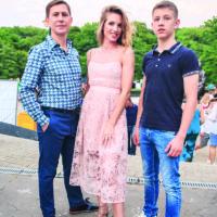 Андрей Бут-Гусаим иНаталья Безрукова