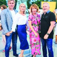 Олег и Ольга Черновы, Виктория иОлег Матукевичи