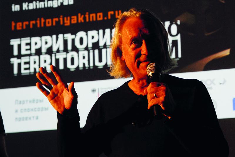 Режиссер Вилфрид Хауке