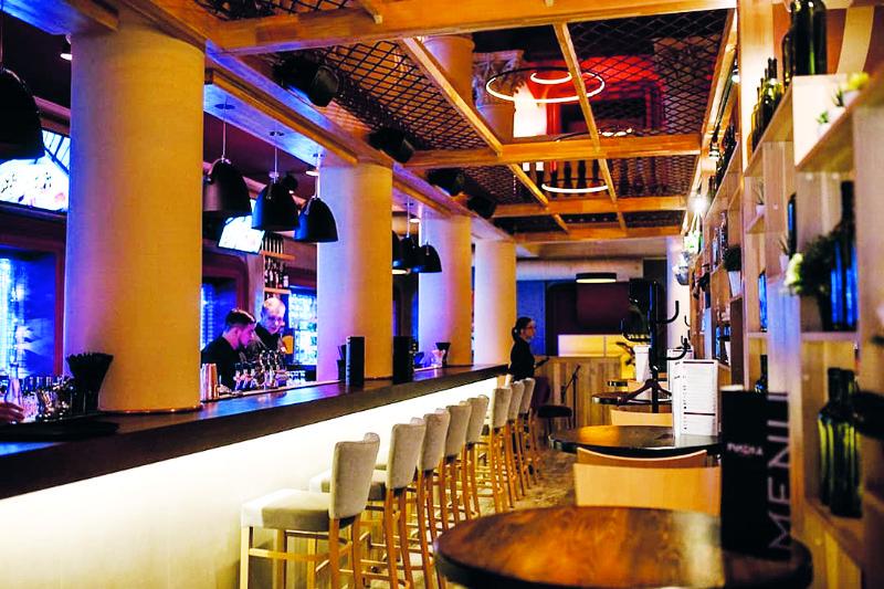 Ресторан RIOJA, Место