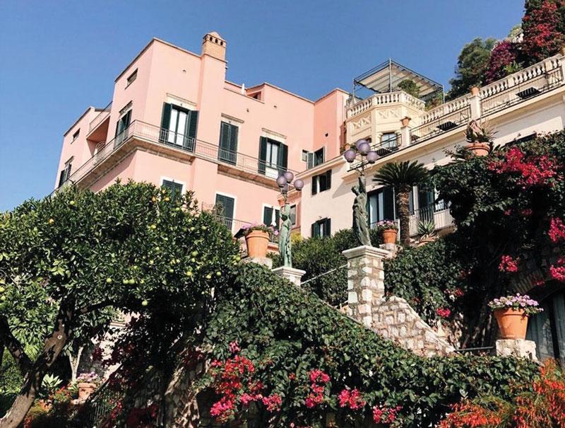 гастрономические путешествия с dolce vita